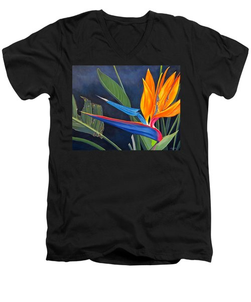 Tropicoso Men's V-Neck T-Shirt