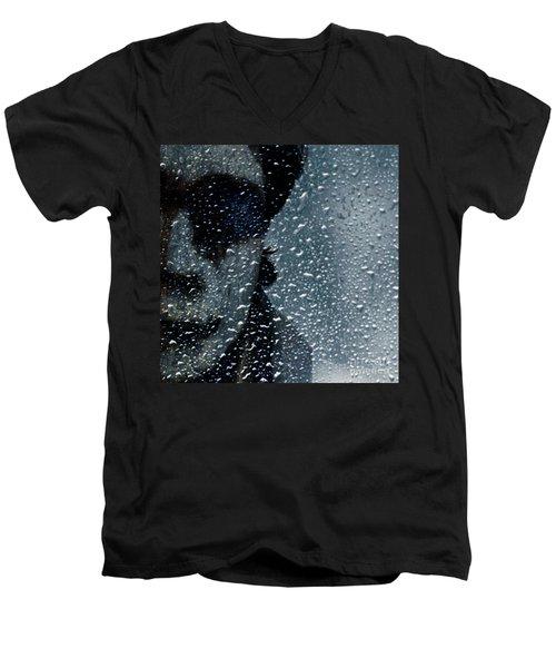 Troubles Men's V-Neck T-Shirt
