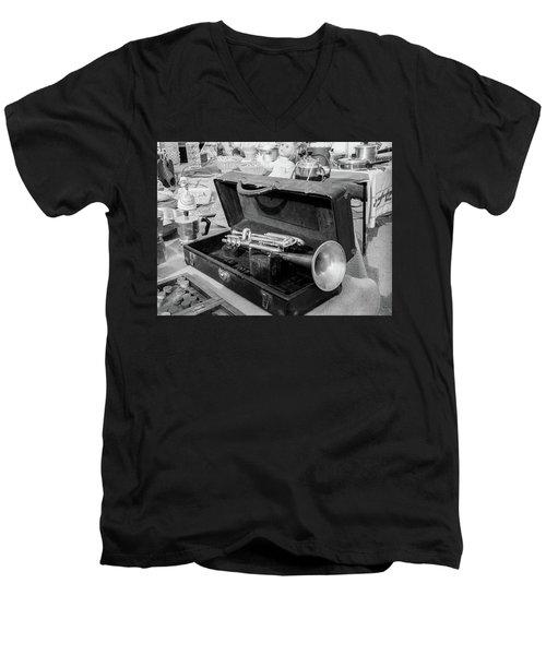 Trumpet For Sale Men's V-Neck T-Shirt