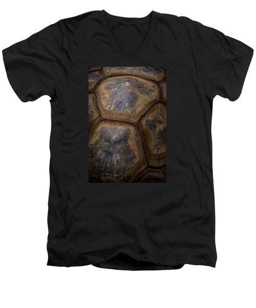 Turtle Shell Men's V-Neck T-Shirt