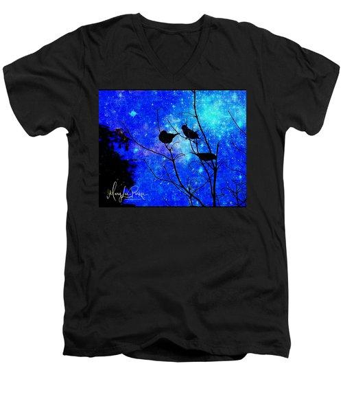 Twilight Men's V-Neck T-Shirt