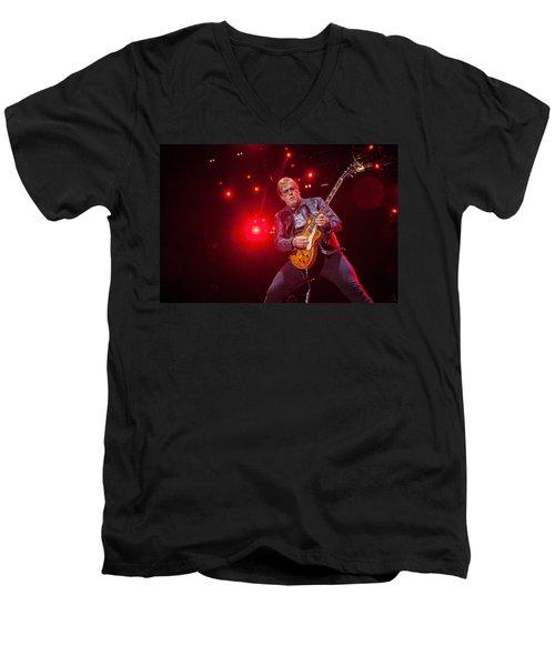Twisted Sister - Jay Jay French Men's V-Neck T-Shirt