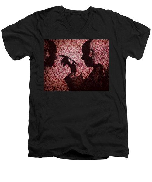 U N Me  Men's V-Neck T-Shirt