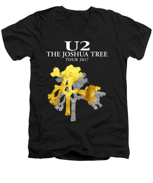 U2 Joshua Tree Men's V-Neck T-Shirt