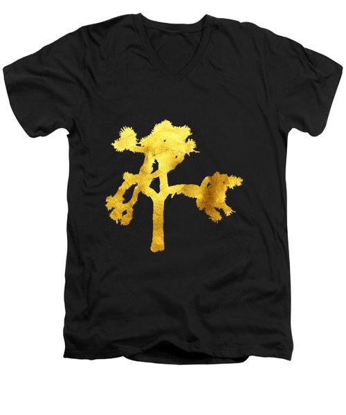 U2 Joshua Tree Tour 2017 Men's V-Neck T-Shirt
