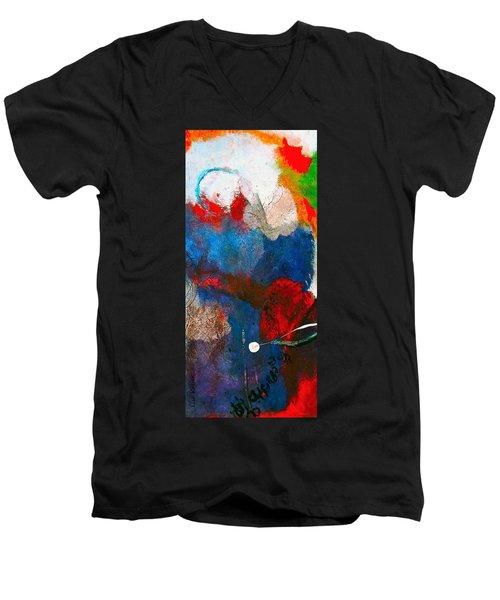 Anomaly Men's V-Neck T-Shirt
