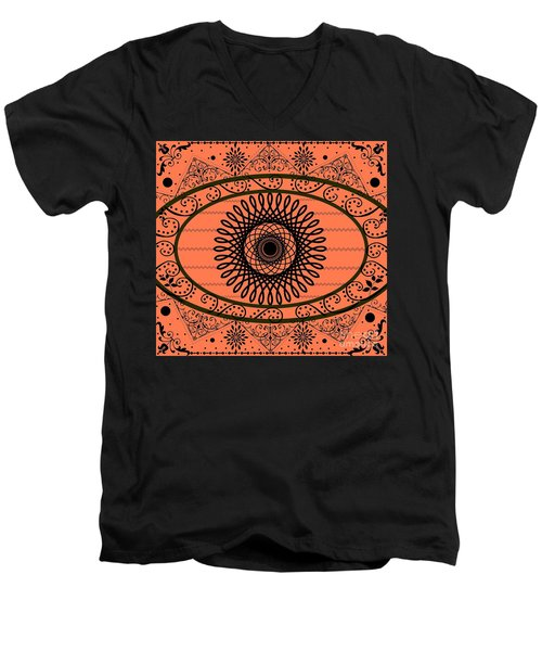 Universal Awareness Men's V-Neck T-Shirt