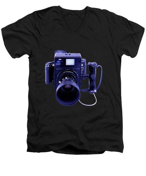Universal Mamiya Euphoria Men's V-Neck T-Shirt