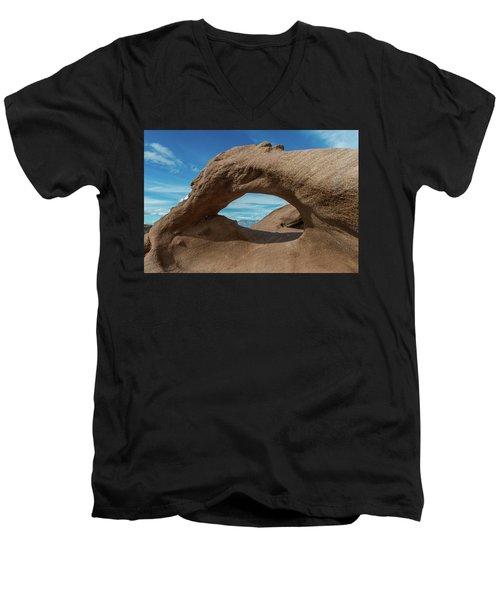 Unnamed Arch Men's V-Neck T-Shirt