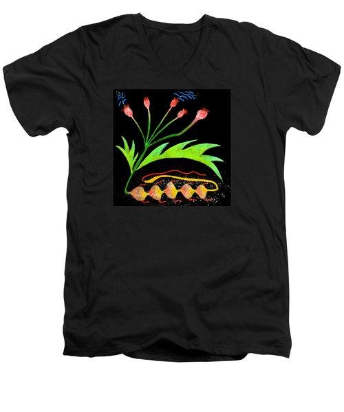 Unreal Men's V-Neck T-Shirt