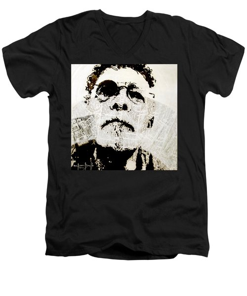 Unwanted Things Men's V-Neck T-Shirt