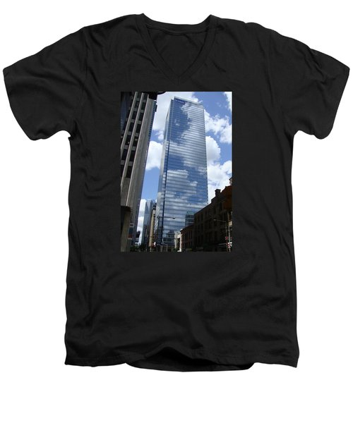 Skyway Men's V-Neck T-Shirt