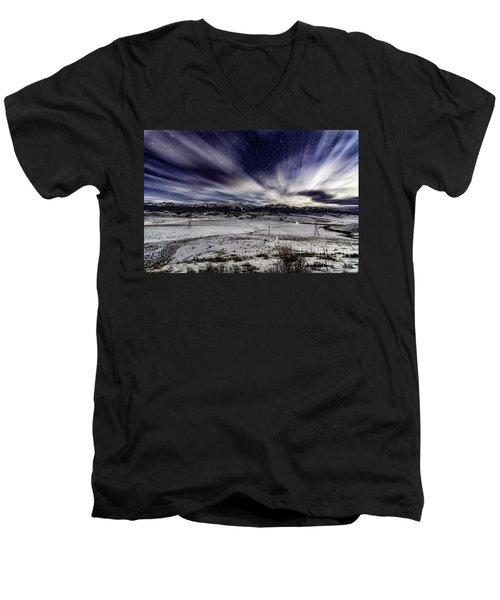 Ute Pass Men's V-Neck T-Shirt