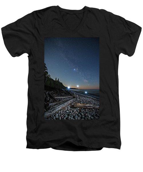 UV Men's V-Neck T-Shirt