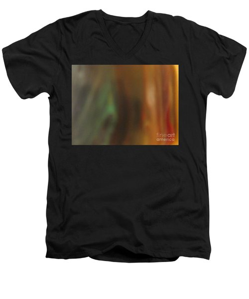 Vague 12 Men's V-Neck T-Shirt