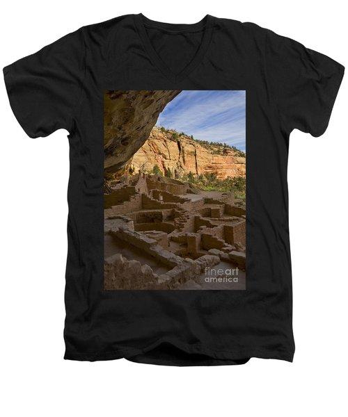 View From Inside Men's V-Neck T-Shirt