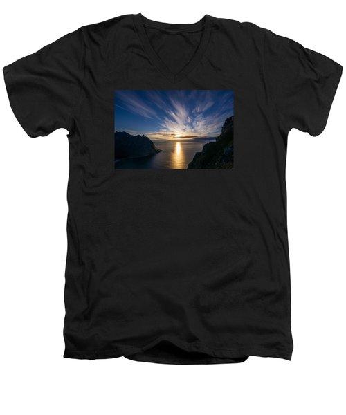 View From Ryten Men's V-Neck T-Shirt