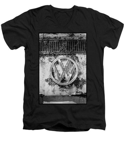 Volkwagen Sign Men's V-Neck T-Shirt