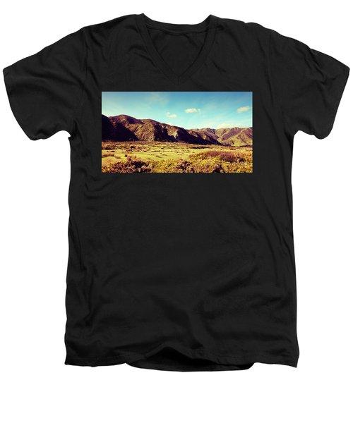 Wainui Hills Men's V-Neck T-Shirt