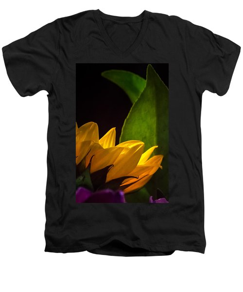Waking Up Men's V-Neck T-Shirt