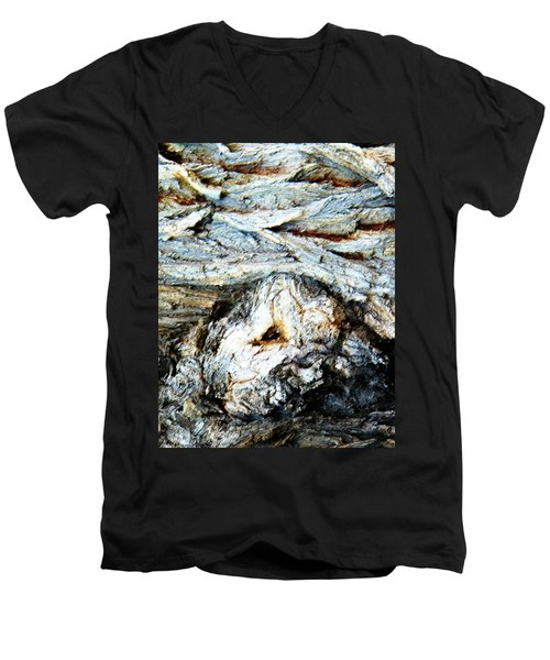 Waves Are My Blanket Men's V-Neck T-Shirt