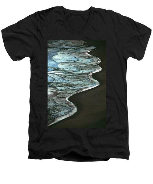Waves Of The Future Men's V-Neck T-Shirt