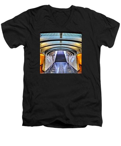 Way Out Men's V-Neck T-Shirt