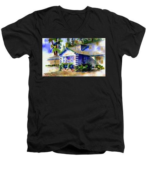 Welcome Window Men's V-Neck T-Shirt