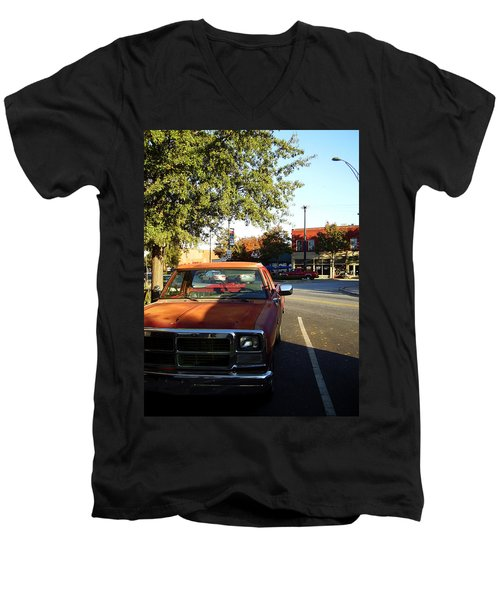 West End Men's V-Neck T-Shirt