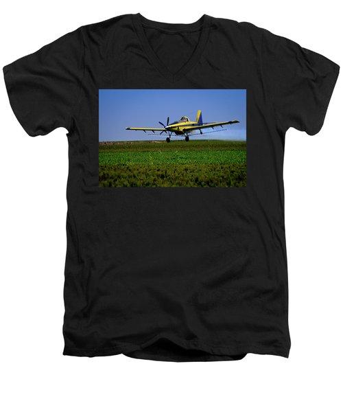 West Texas Air Force 2 Men's V-Neck T-Shirt