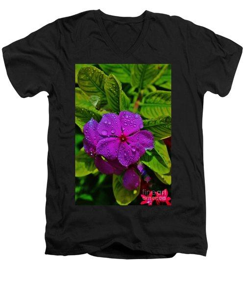 Wet And Wild Men's V-Neck T-Shirt