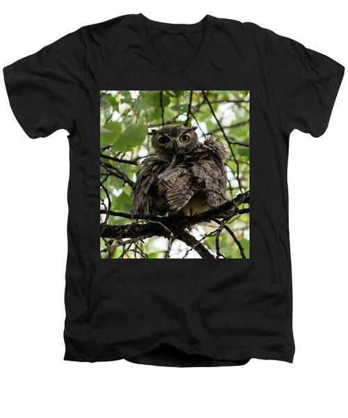 Wet Owl Men's V-Neck T-Shirt