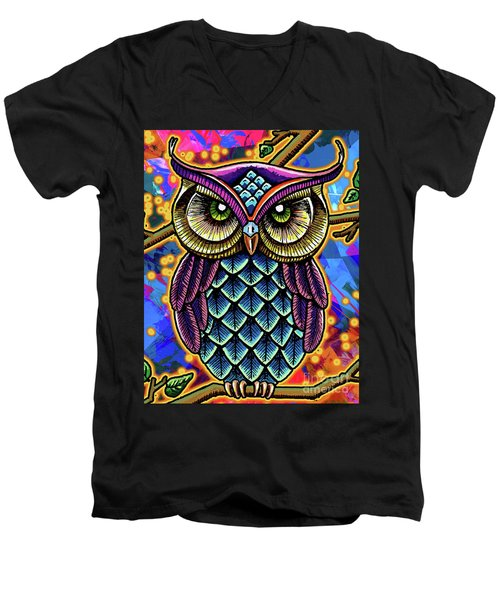 What A Hoot Men's V-Neck T-Shirt
