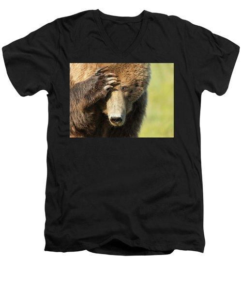 Where Are My Shades? Men's V-Neck T-Shirt