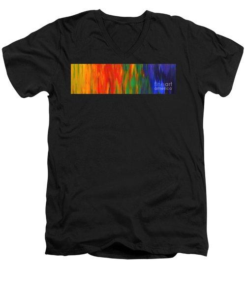 Wide Awake Men's V-Neck T-Shirt