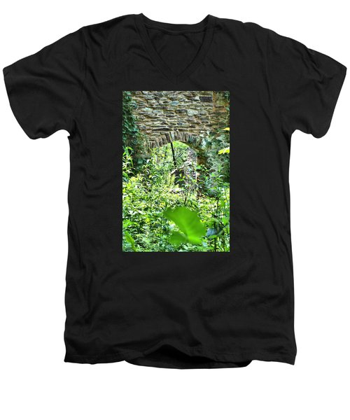 Wilderness Portal Men's V-Neck T-Shirt