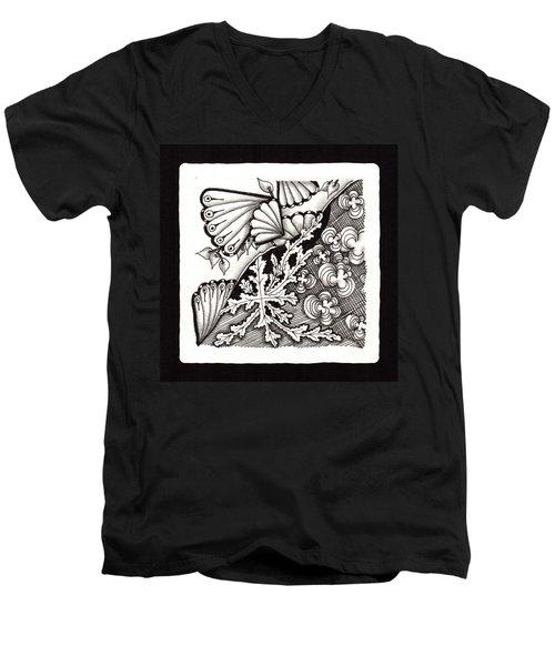 Winter Spring Summer 'n Fall Men's V-Neck T-Shirt