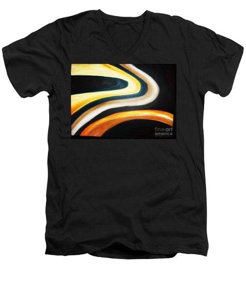 Wisdom Men's V-Neck T-Shirt