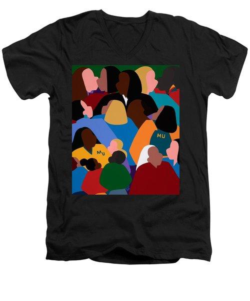Women Of Impact And Influence Men's V-Neck T-Shirt