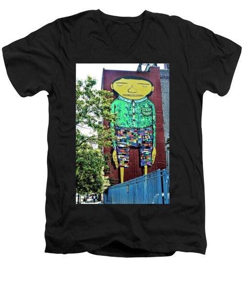 Worldcitizen Men's V-Neck T-Shirt