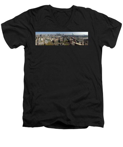 Wrens View Men's V-Neck T-Shirt