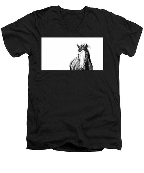 You And I Men's V-Neck T-Shirt