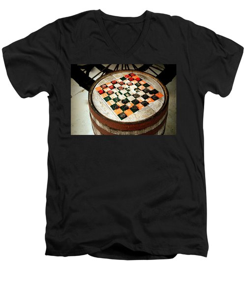 Your Move Men's V-Neck T-Shirt