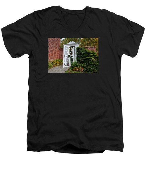 Your Next Chapter Men's V-Neck T-Shirt