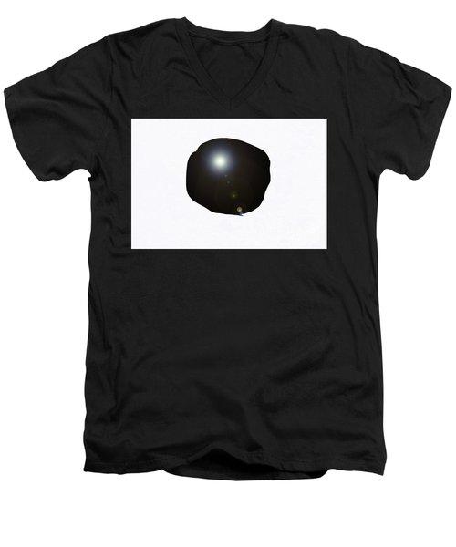 3-12-2009a Men's V-Neck T-Shirt