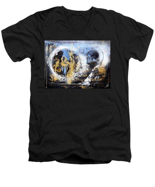 Afar Men's V-Neck T-Shirt