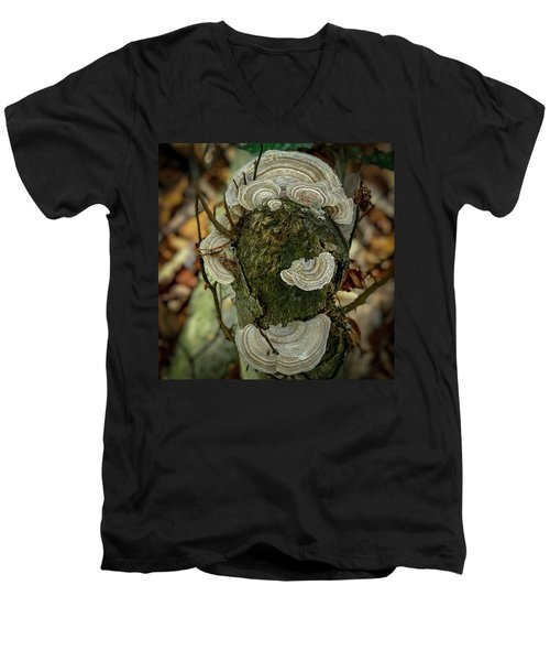 Another Fungus Men's V-Neck T-Shirt