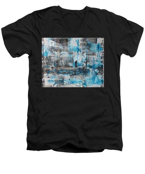 Arctic Men's V-Neck T-Shirt