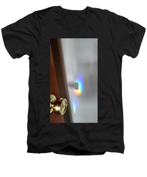 Aura Men's V-Neck T-Shirt