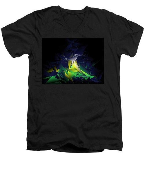 Awake 1901 Men's V-Neck T-Shirt